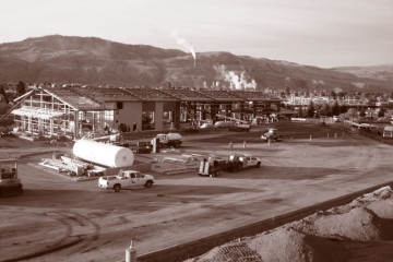 Civil Construction & Earthworks Projects BC transit Omicron Duotone 360x240