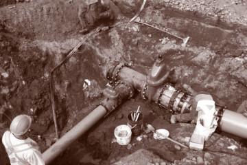 Civil Construction & Earthworks Projects LNB Fernie Water Distribution Duotone 360x240