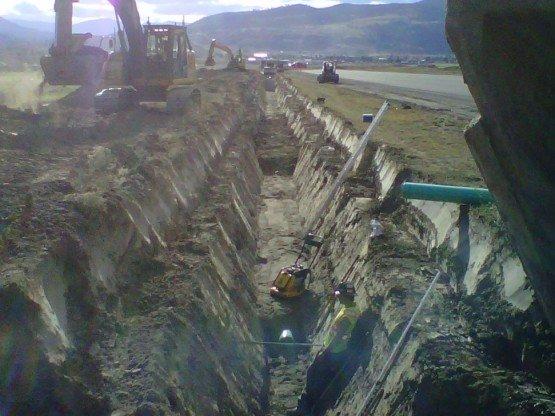 City of Merritt – Airport Sewer and Water Upgrade cityOfMerrit 555x416