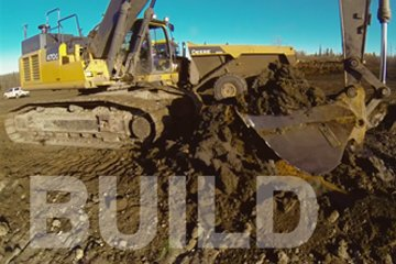 Project Management our services Our Services – Old earthworks construction duotone 360x240 on