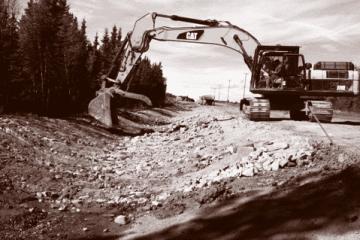 Civil Construction & Earthworks Projects Bessborough DuoTone 360x240