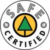 SAFE infracon Infracon logo safecompanycertified rgb
