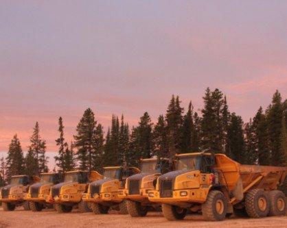 Supplies & Maintenance trucking