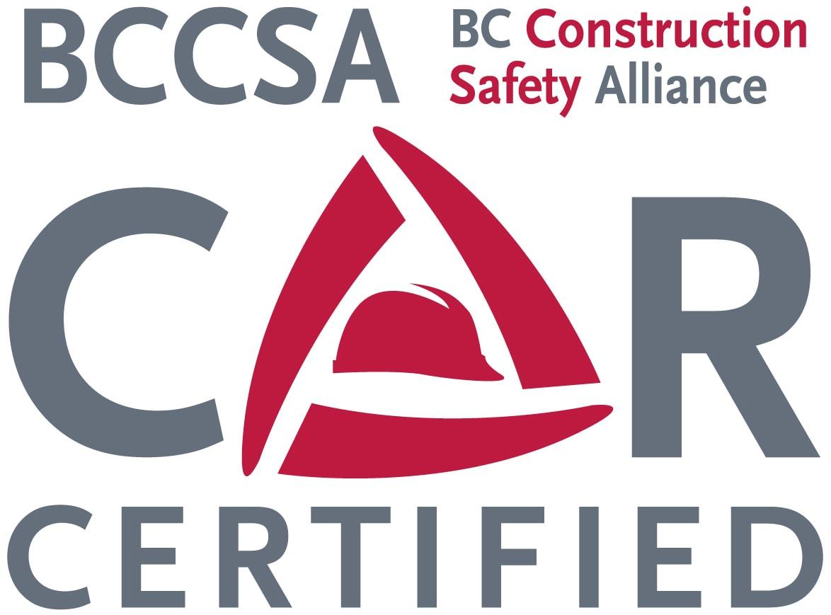 National COR Standard infracon Infracon BCCSA COR logo cropped April 2014